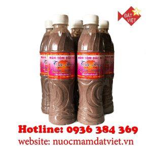 Mắm tôm Ba Làng Thanh Hóa 500g loại ngon tem tím
